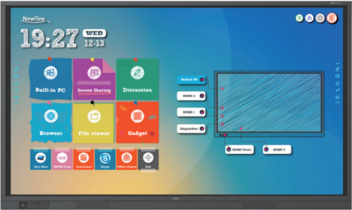 pantallas interactivas mexico